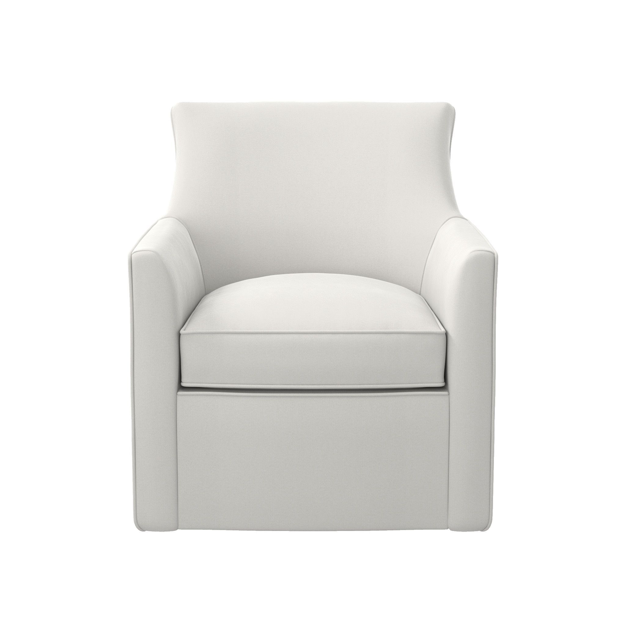 2019 Aidan Ii Swivel Accent Chairs With Shop Clara Swivel Chair. Postured For A More Upright Experience, The (Gallery 14 of 20)