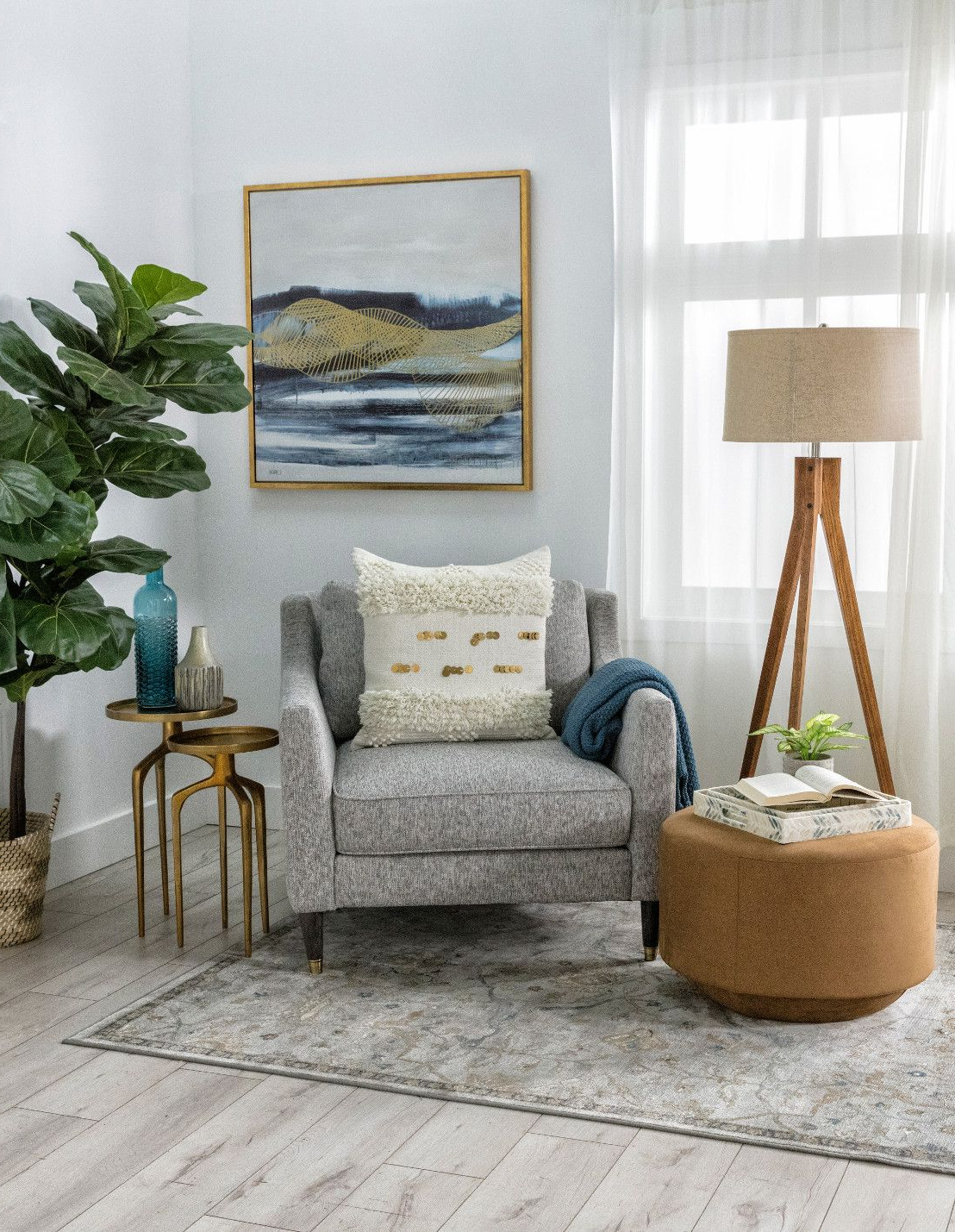 2019 Ames Arm Chairnate Berkus And Jeremiah Brent In  (View 1 of 20)