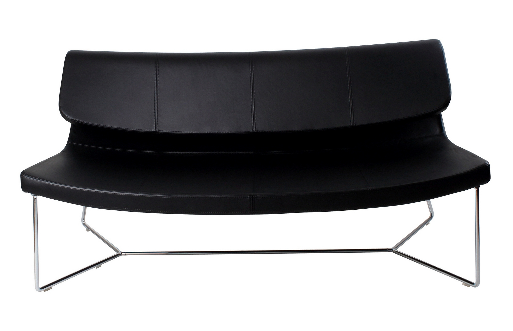 2019 Brennan Sofa Black Leatherette With Brennan Sofa Chairs (Gallery 19 of 20)