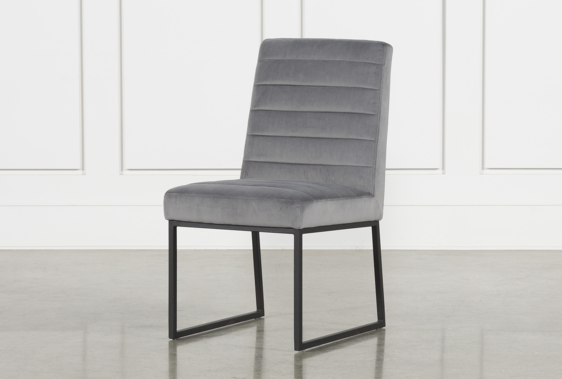 2019 Celler Grey Side Chair In (View 2 of 20)