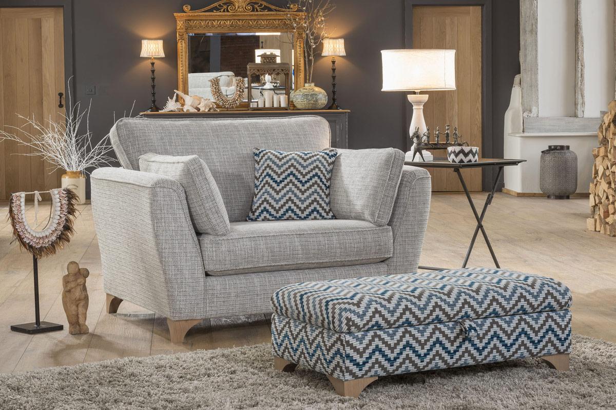 2019 Coytes – Sofa & Chairs Regarding Sofa Chairs (View 1 of 20)