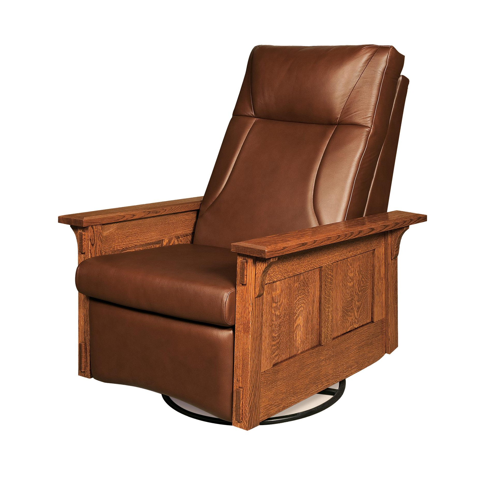 2019 Leather Swivel Rocker Recliner And Its Benefits (View 1 of 20)