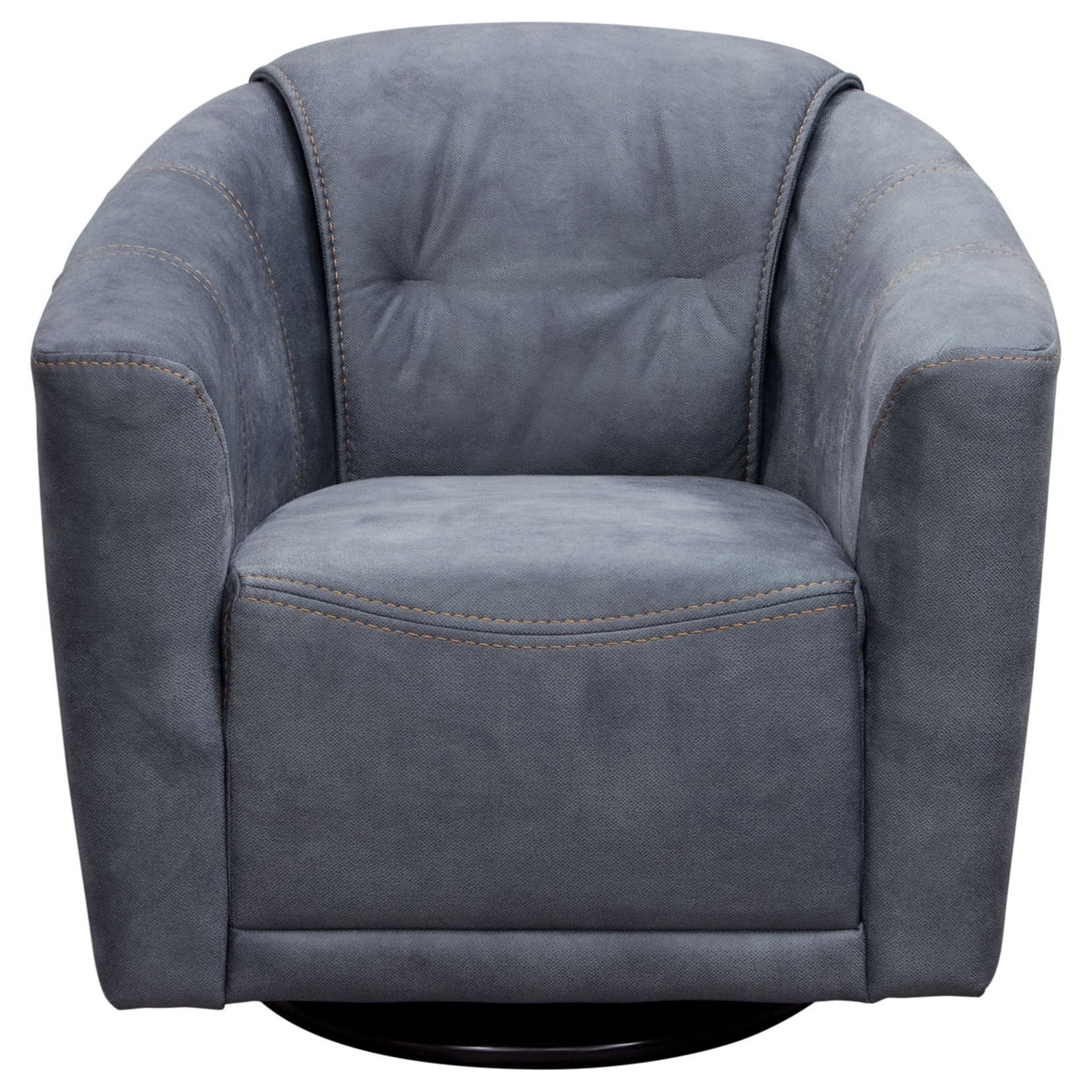 2019 Umber Grey Swivel Accent Chairs Intended For Diamond Sofa Accent Chairs Murphychgr Swivel Accent Chair In Light (View 3 of 20)