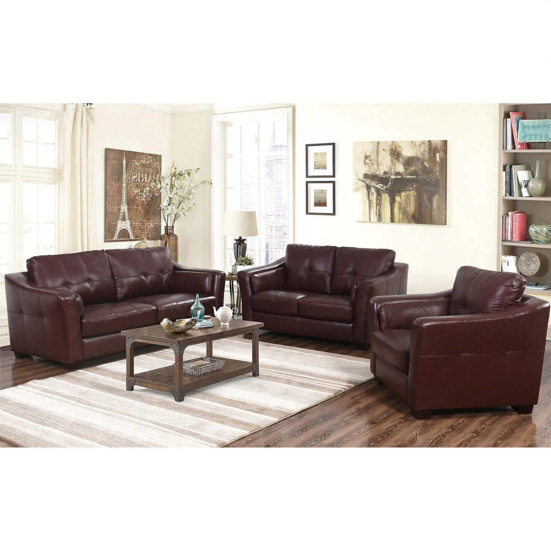 3 Piece Living Room Set Casta Products Pinterest Sofa And Small For Most Recent Mcdade Ash Sofa Chairs (View 20 of 20)
