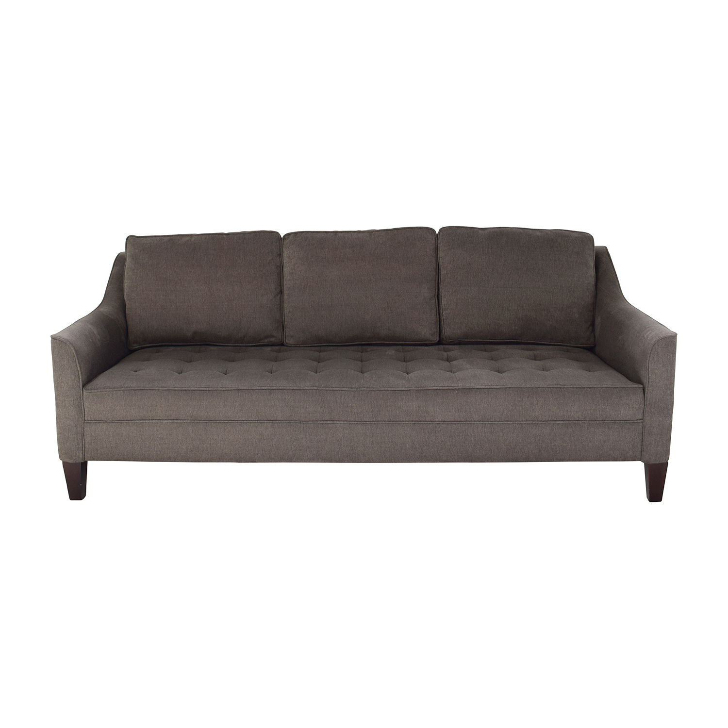 [%51% Off – Haverty's Haverty's Parker Sofa In Grey / Sofas Throughout 2019 Parker Sofa Chairs|Parker Sofa Chairs Intended For Most Current 51% Off – Haverty's Haverty's Parker Sofa In Grey / Sofas|Widely Used Parker Sofa Chairs Throughout 51% Off – Haverty's Haverty's Parker Sofa In Grey / Sofas|Preferred 51% Off – Haverty's Haverty's Parker Sofa In Grey / Sofas Within Parker Sofa Chairs%] (View 1 of 20)