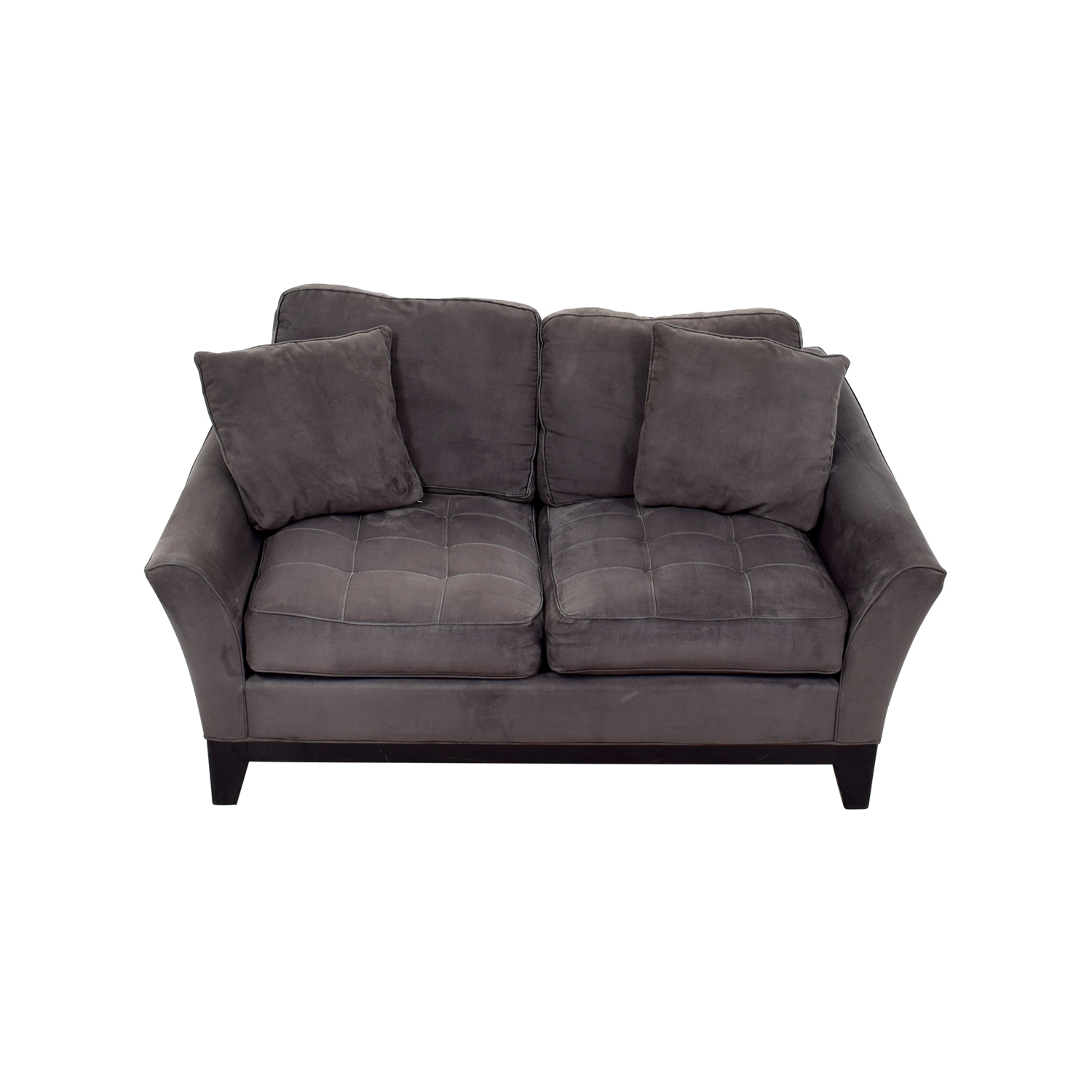 [%75% Off – Raymour & Flanigan Raymour & Flanigan Rory Slate With Regard To 2018 Rory Sofa Chairs|rory Sofa Chairs Intended For Most Recent 75% Off – Raymour & Flanigan Raymour & Flanigan Rory Slate|recent Rory Sofa Chairs With 75% Off – Raymour & Flanigan Raymour & Flanigan Rory Slate|most Recent 75% Off – Raymour & Flanigan Raymour & Flanigan Rory Slate Inside Rory Sofa Chairs%] (View 10 of 20)