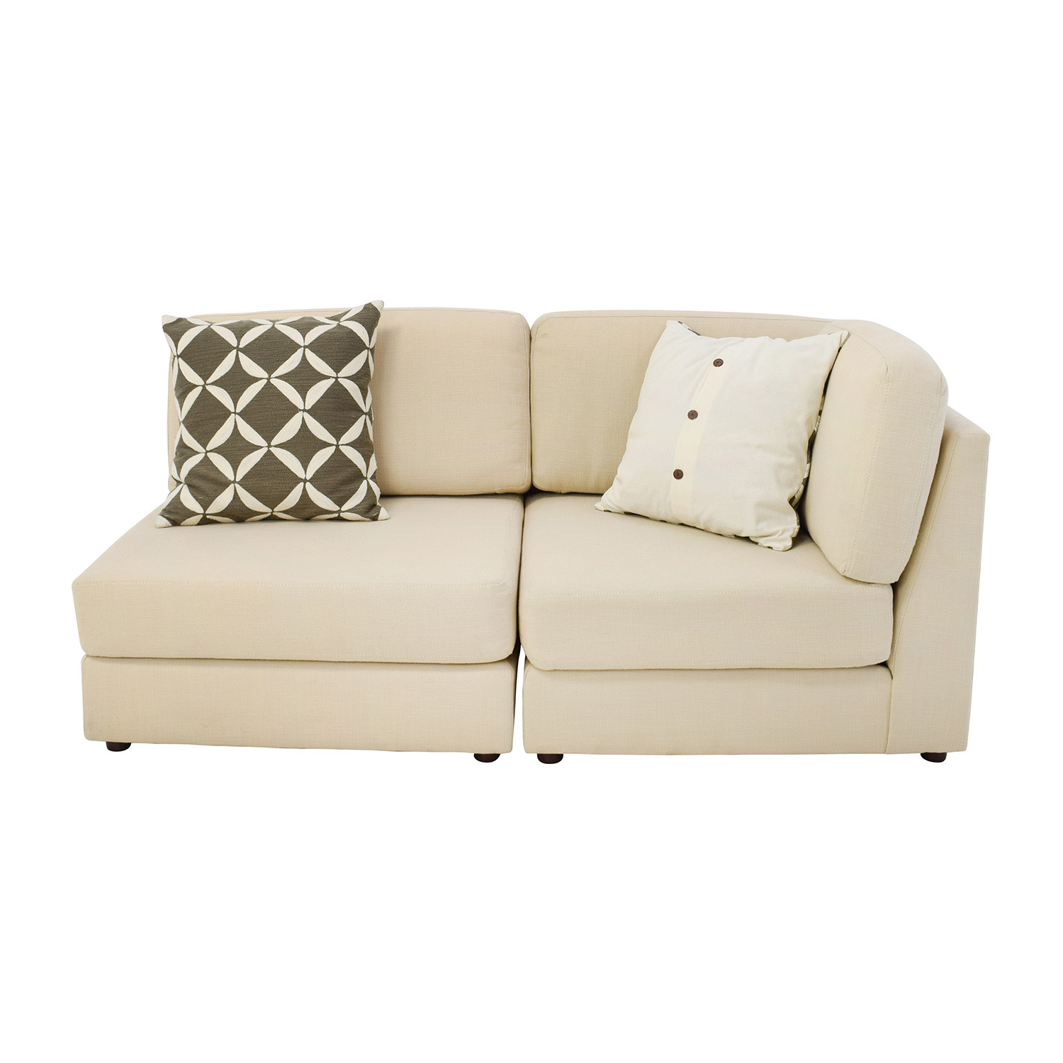 [%76% Off – West Elm West Elm Cream Chaise Sofa Or Two Chairs / Sofas Intended For Well Known Elm Sofa Chairs|elm Sofa Chairs Inside Most Up To Date 76% Off – West Elm West Elm Cream Chaise Sofa Or Two Chairs / Sofas|most Up To Date Elm Sofa Chairs Intended For 76% Off – West Elm West Elm Cream Chaise Sofa Or Two Chairs / Sofas|most Recently Released 76% Off – West Elm West Elm Cream Chaise Sofa Or Two Chairs / Sofas Pertaining To Elm Sofa Chairs%] (View 5 of 20)
