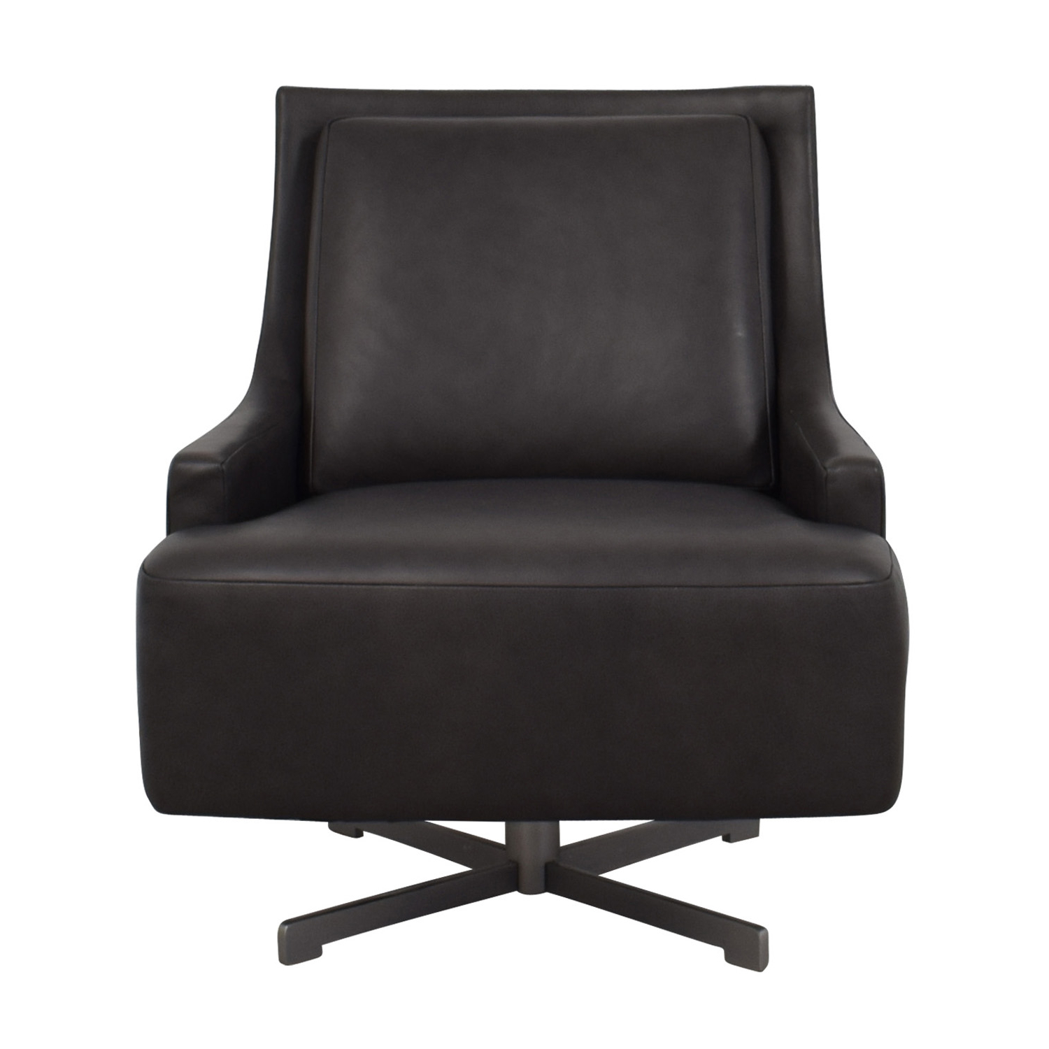 [%86% Off – Hbf Hbf Dark Grey Swivel Lounge Chair / Chairs With Trendy Dark Grey Swivel Chairs|dark Grey Swivel Chairs With 2018 86% Off – Hbf Hbf Dark Grey Swivel Lounge Chair / Chairs|preferred Dark Grey Swivel Chairs Inside 86% Off – Hbf Hbf Dark Grey Swivel Lounge Chair / Chairs|widely Used 86% Off – Hbf Hbf Dark Grey Swivel Lounge Chair / Chairs For Dark Grey Swivel Chairs%] (View 5 of 20)