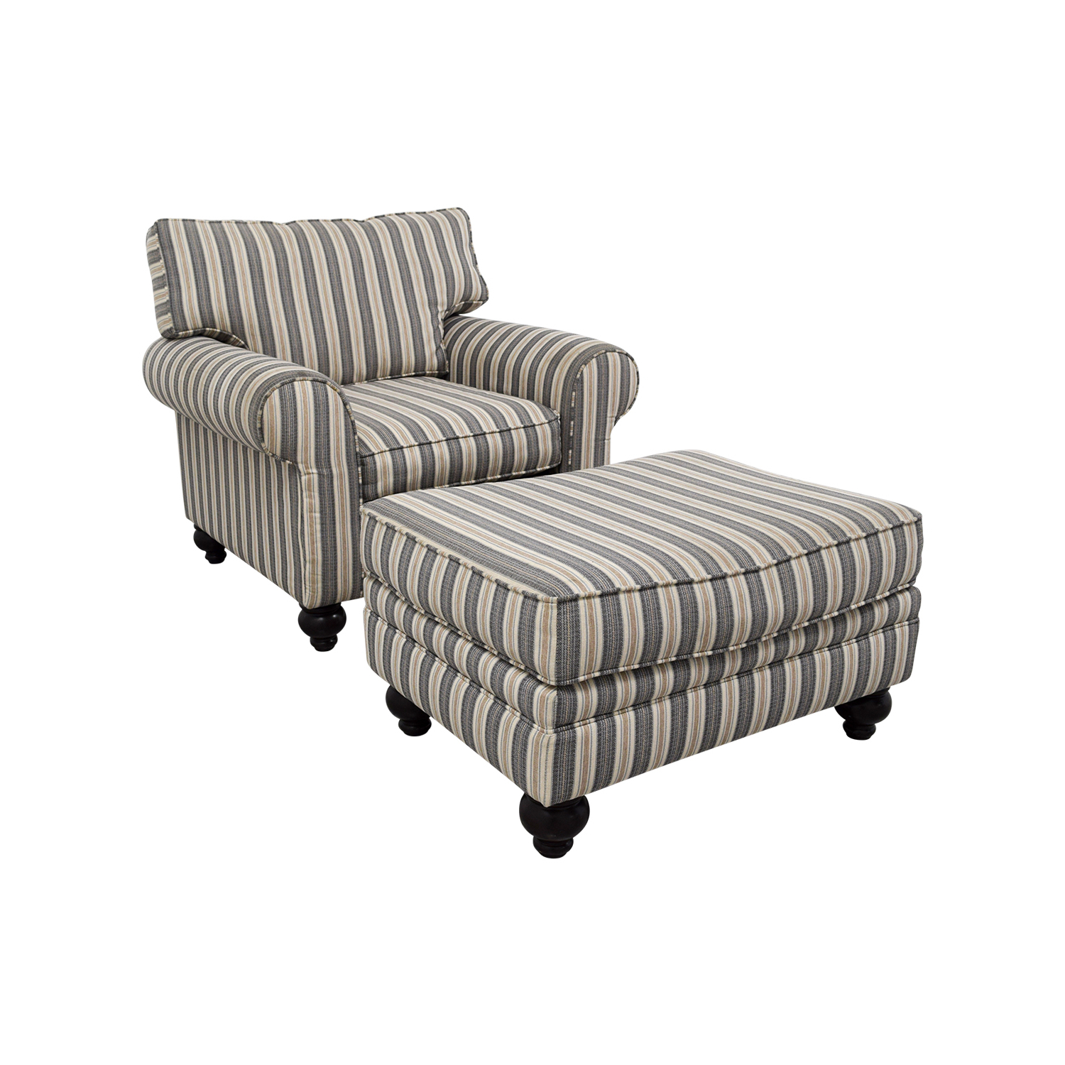 [%90% Off – Bob's Furniture Bob's Furniture Sofa Chair With Ottoman With Regard To Most Up To Date Sofa Chair And Ottoman|Sofa Chair And Ottoman Regarding 2019 90% Off – Bob's Furniture Bob's Furniture Sofa Chair With Ottoman|Well Known Sofa Chair And Ottoman For 90% Off – Bob's Furniture Bob's Furniture Sofa Chair With Ottoman|Trendy 90% Off – Bob's Furniture Bob's Furniture Sofa Chair With Ottoman With Sofa Chair And Ottoman%] (View 2 of 20)