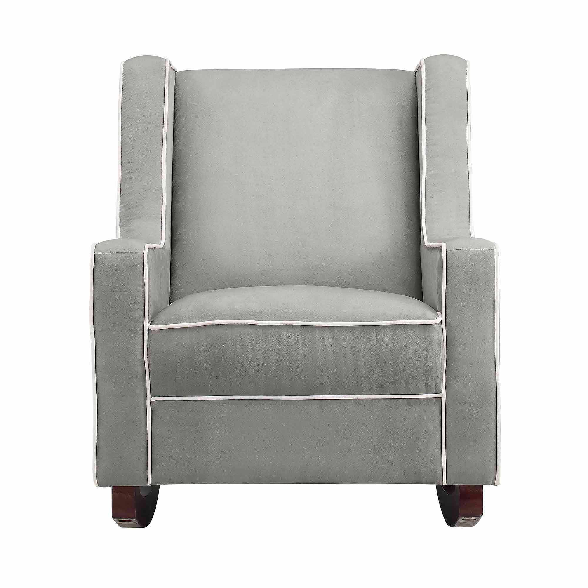 Abbey Swivel Glider Recliners Intended For Fashionable Furniture: Magnificent Walmart Glider Rocker For Fabulous Home (Gallery 3 of 20)