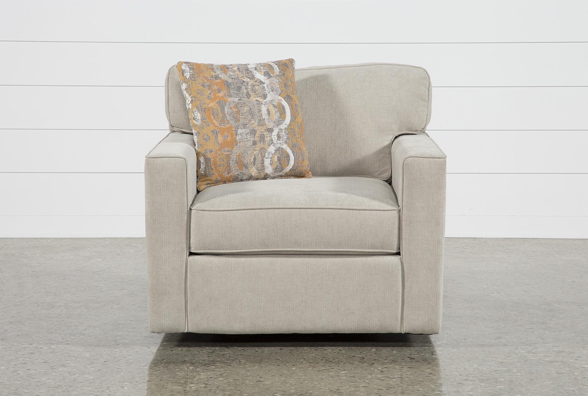Alder Grande Ii Swivel Chair (View 3 of 20)