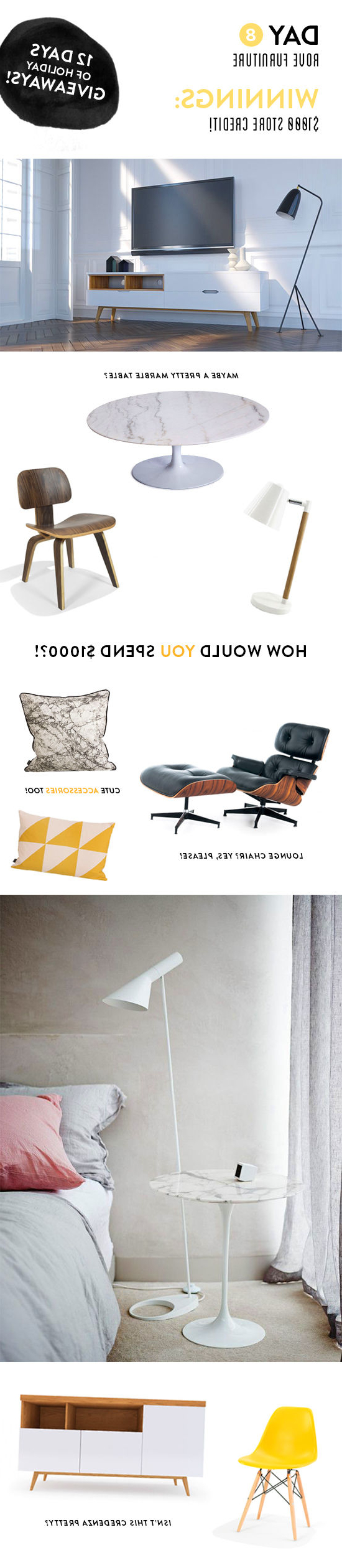 Allie Jade Sofa Chairs Throughout Well Liked D E S I G N L O V E F E S T » $1000 Furniture Giveaway! (View 3 of 20)