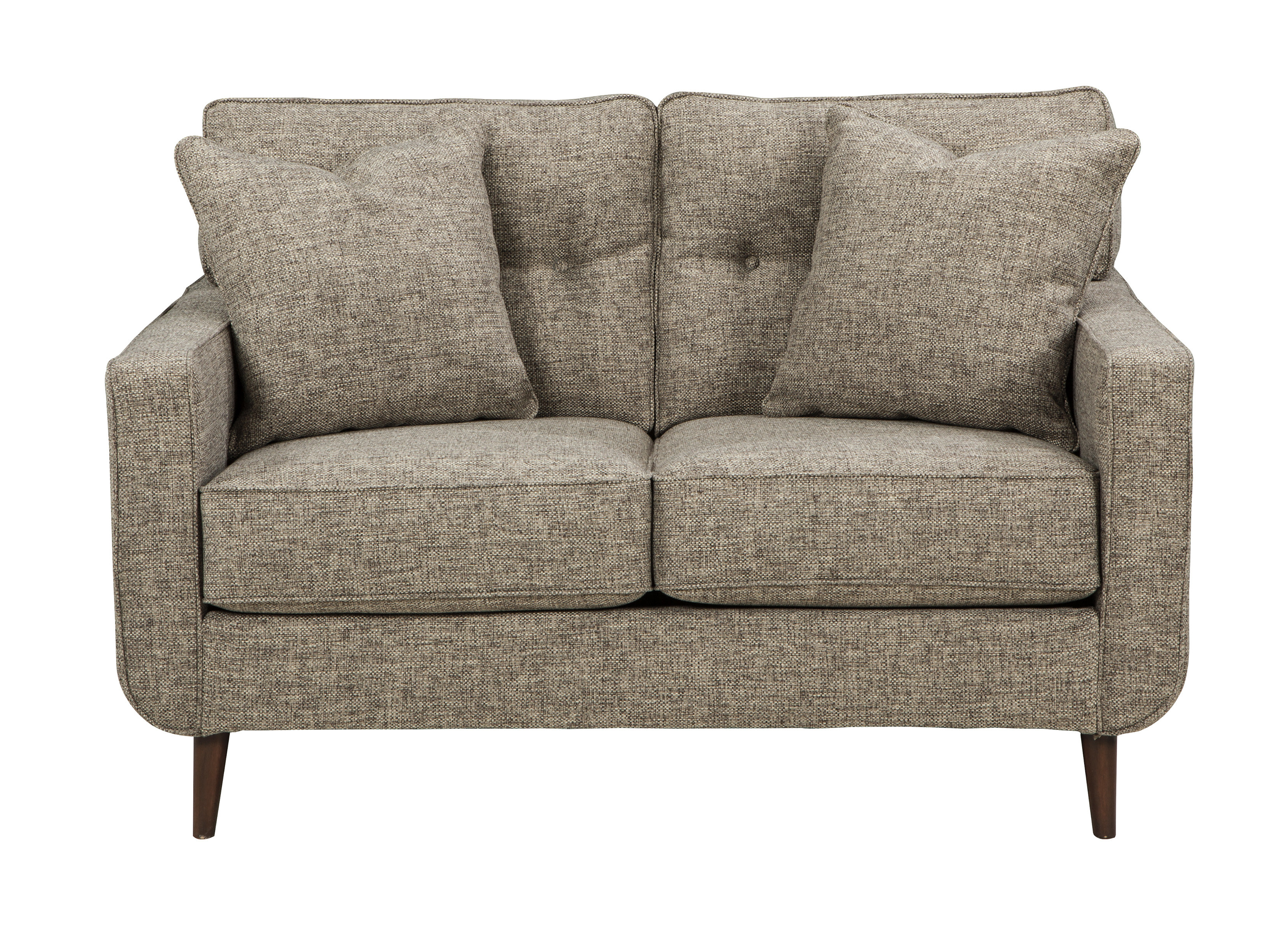 Allmodern Throughout Grandin Leather Sofa Chairs (View 8 of 20)