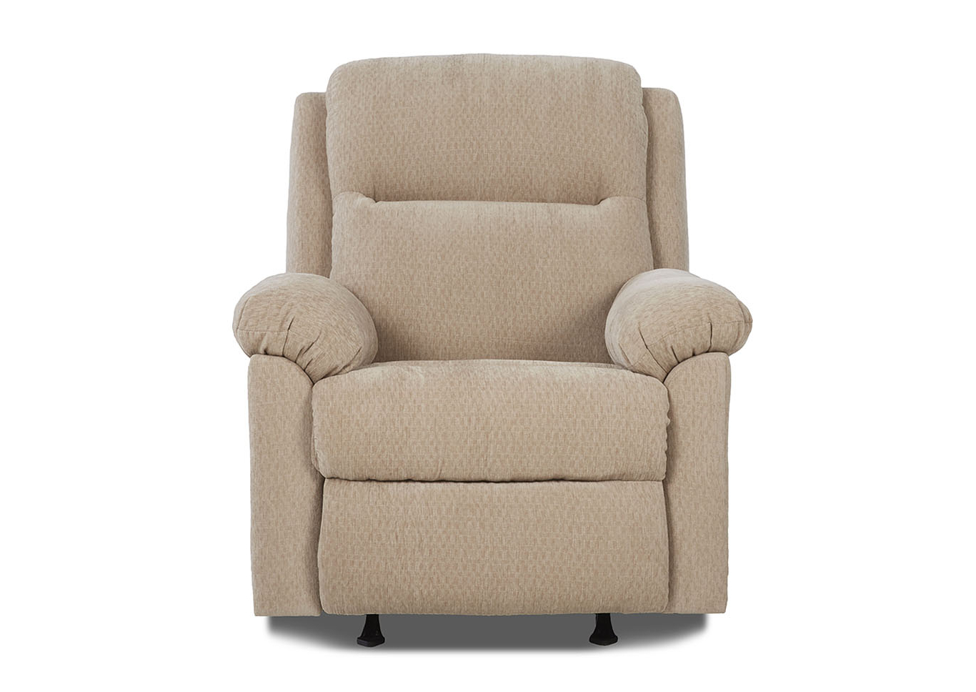 Amari Swivel Accent Chairs Inside Trendy Squan Furniture Amari Doe Beige Power Reclining Fabric Chair (View 4 of 20)
