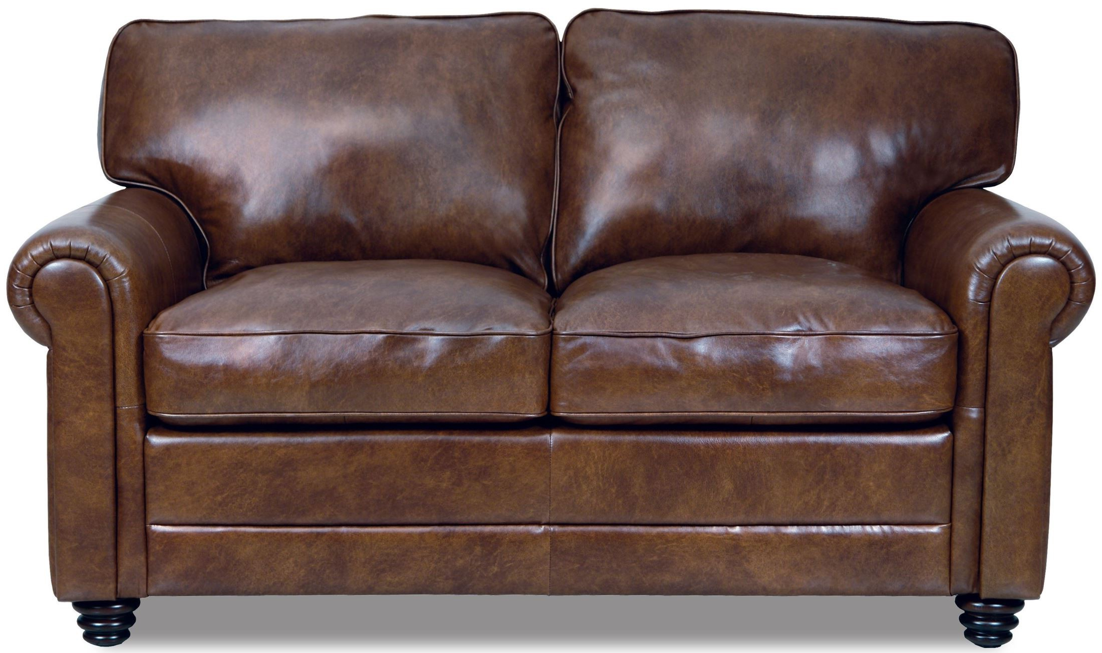 Andrew Leather Sofa Chairs Inside Most Up To Date Andrew Leather Loveseat From Luke Leather (Gallery 6 of 20)