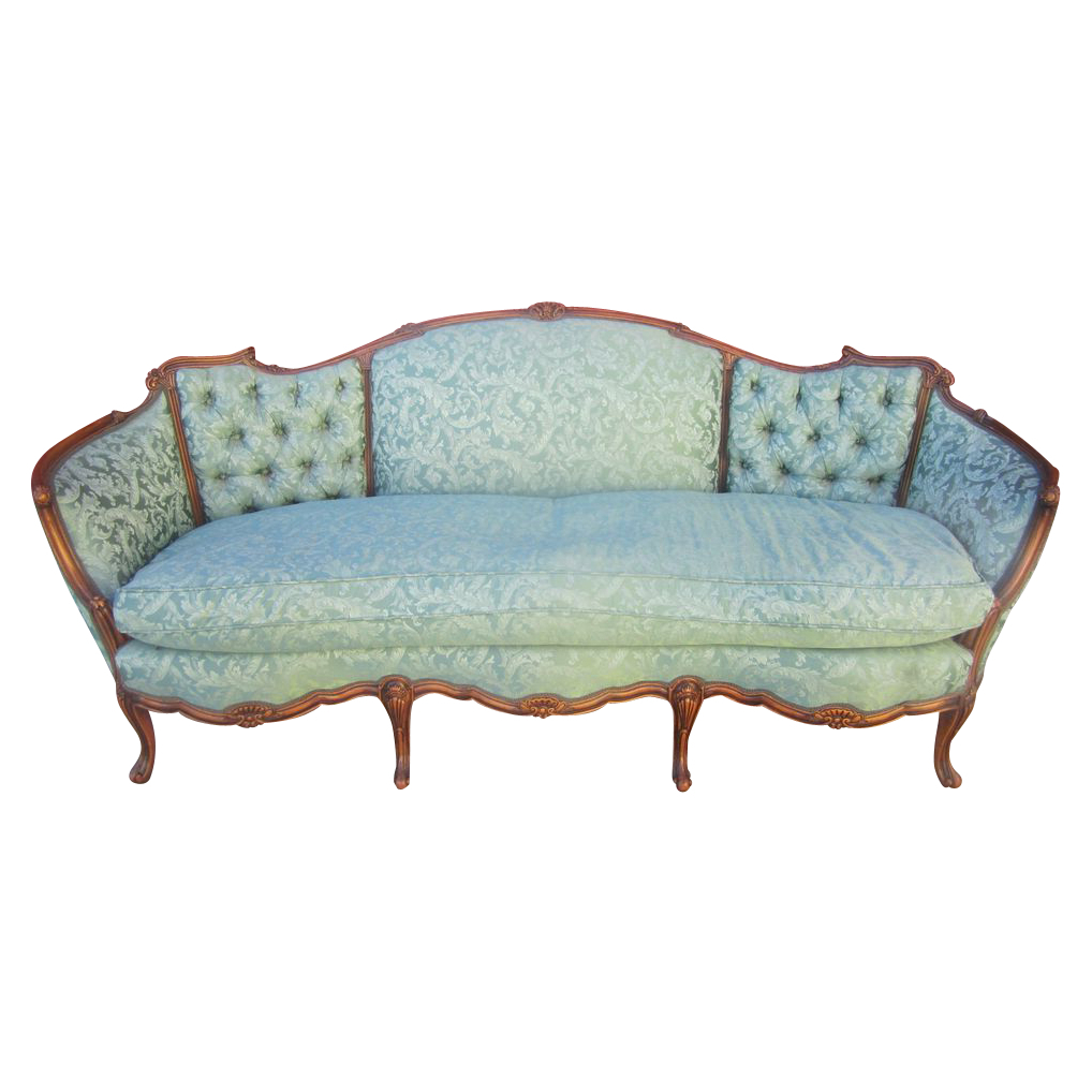Antique Sofa Chairs With Regard To Most Up To Date Antique Couches And Chairs – Image Antique And Candle Victimassist (View 7 of 20)