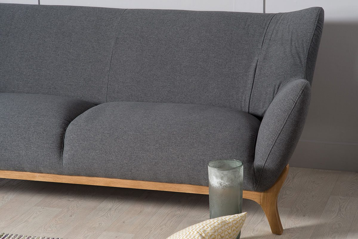 Bella Casa London Intended For Latest London Dark Grey Sofa Chairs (Gallery 13 of 20)