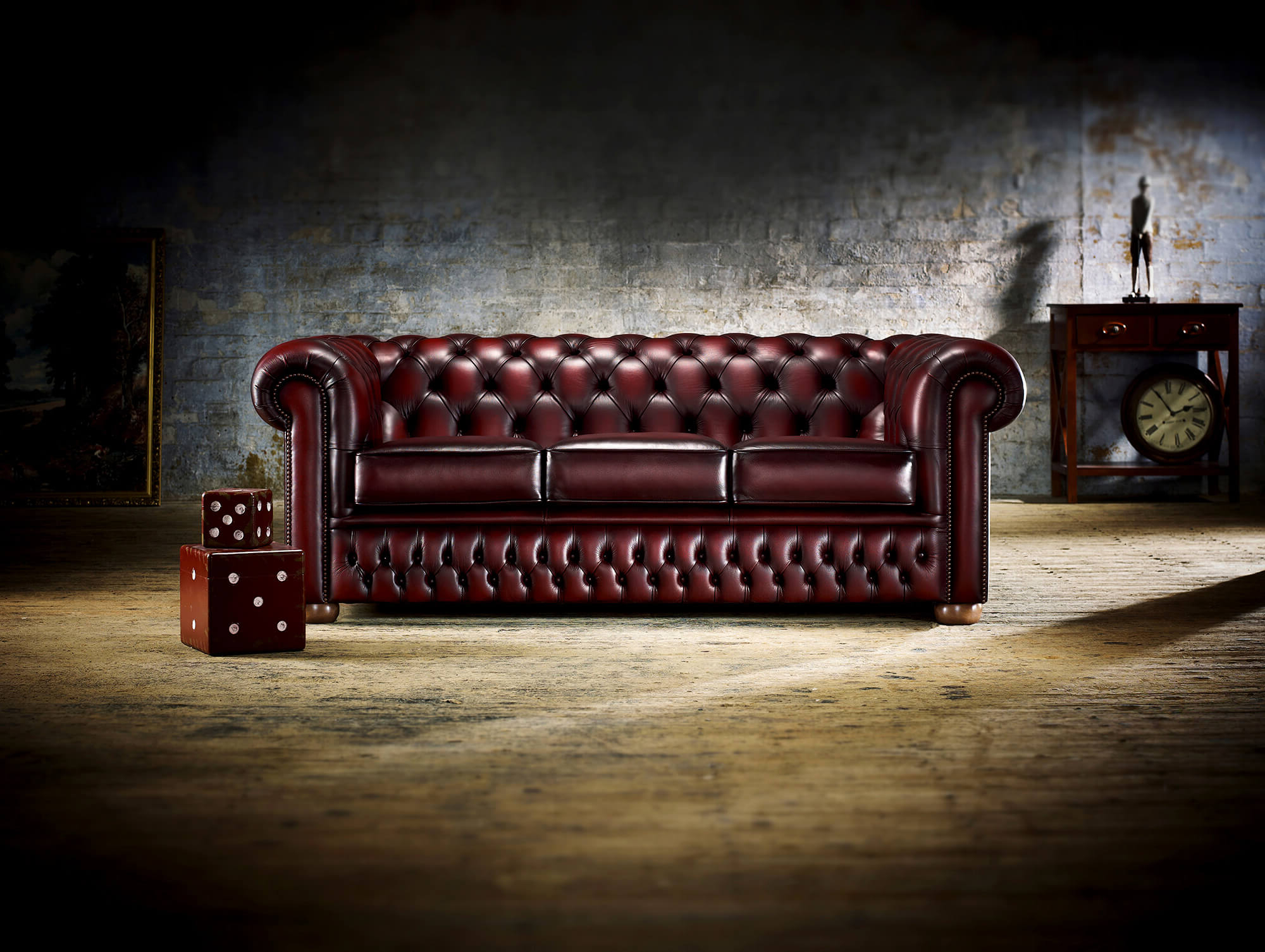 Best And Newest A History Of The Chesterfield Sofa: A British Design Classic Inside Chesterfield Sofa And Chairs (View 15 of 20)