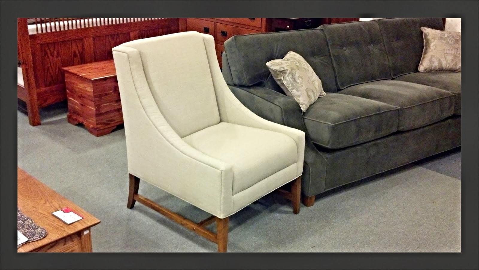 Best And Newest Binghamton Furniture: Parker Sofa & Ivy Chairnorwalk Furniture Pertaining To Parker Sofa Chairs (View 12 of 20)