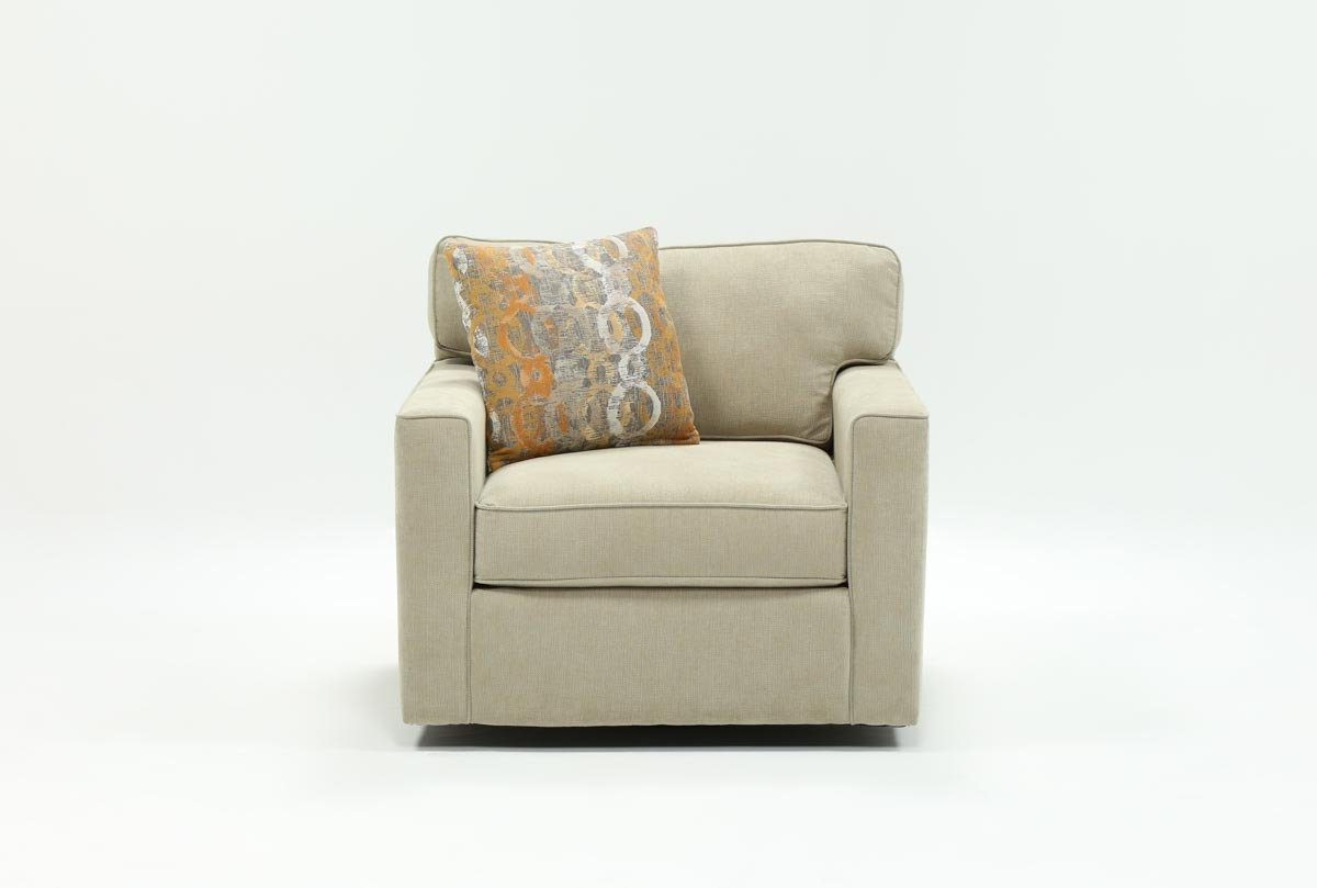Best And Newest Chadwick Gunmetal Swivel Chairs Pertaining To Alder Grande Ii Swivel Chair (View 2 of 20)