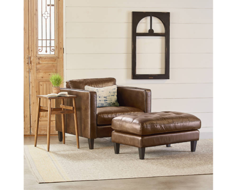 Best And Newest Magnolia Home 55520162 Coffee Dapper Chair At Sutherlands Within Magnolia Home Dapper Fog Sofa Chairs (View 2 of 20)