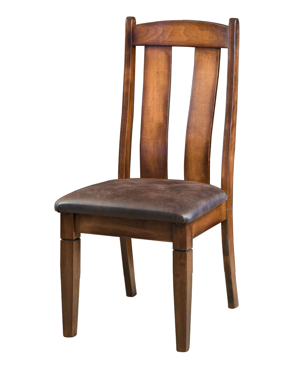Best And Newest Mansfield Dining Chair – Amish Direct Furniture Inside Mansfield Cocoa Leather Sofa Chairs (View 3 of 20)