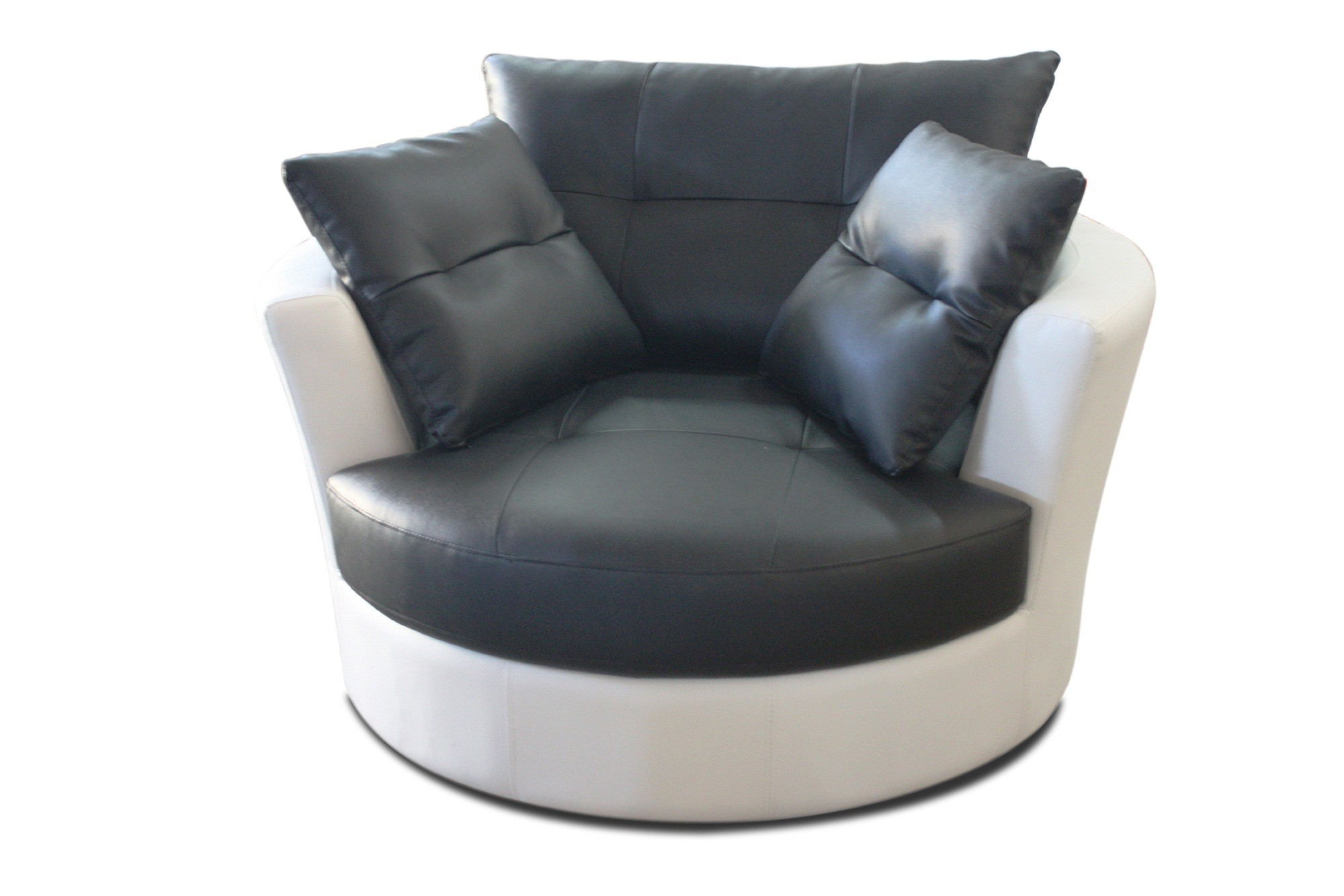 Black Couch Ottoman Reupholster Sofa Designs Clipgoo Contemporary Intended For Favorite Sofa With Swivel Chair (View 3 of 20)