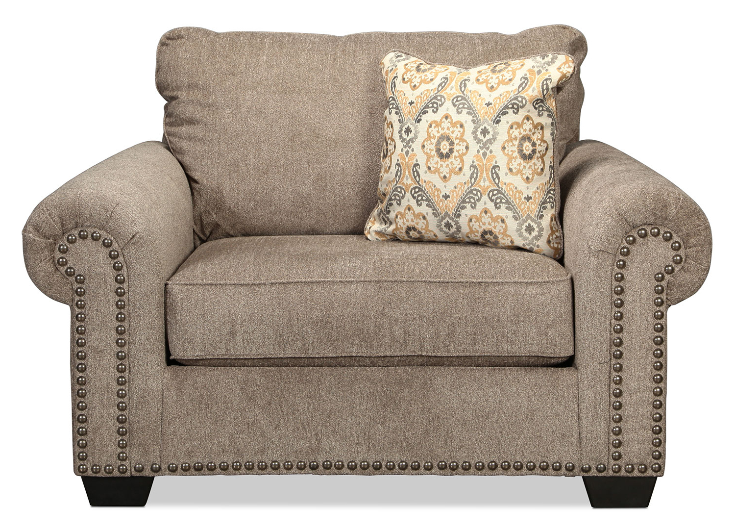 Callie Sofa Chairs Within 2019 Callie Chair – Grey (Gallery 10 of 20)