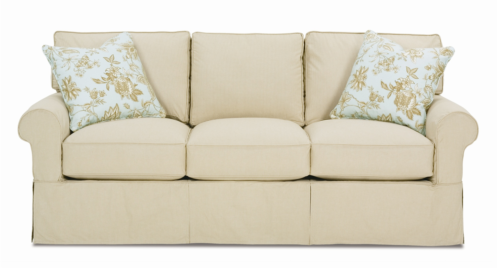 Chair Slipcovers Within Sofa And Chair Slipcovers (Gallery 1 of 20)
