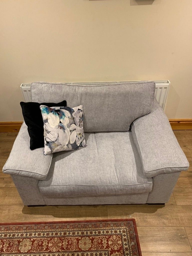 Chaise Longue Reversible Corner Sofa (chair & Footstool Incl (View 19 of 20)