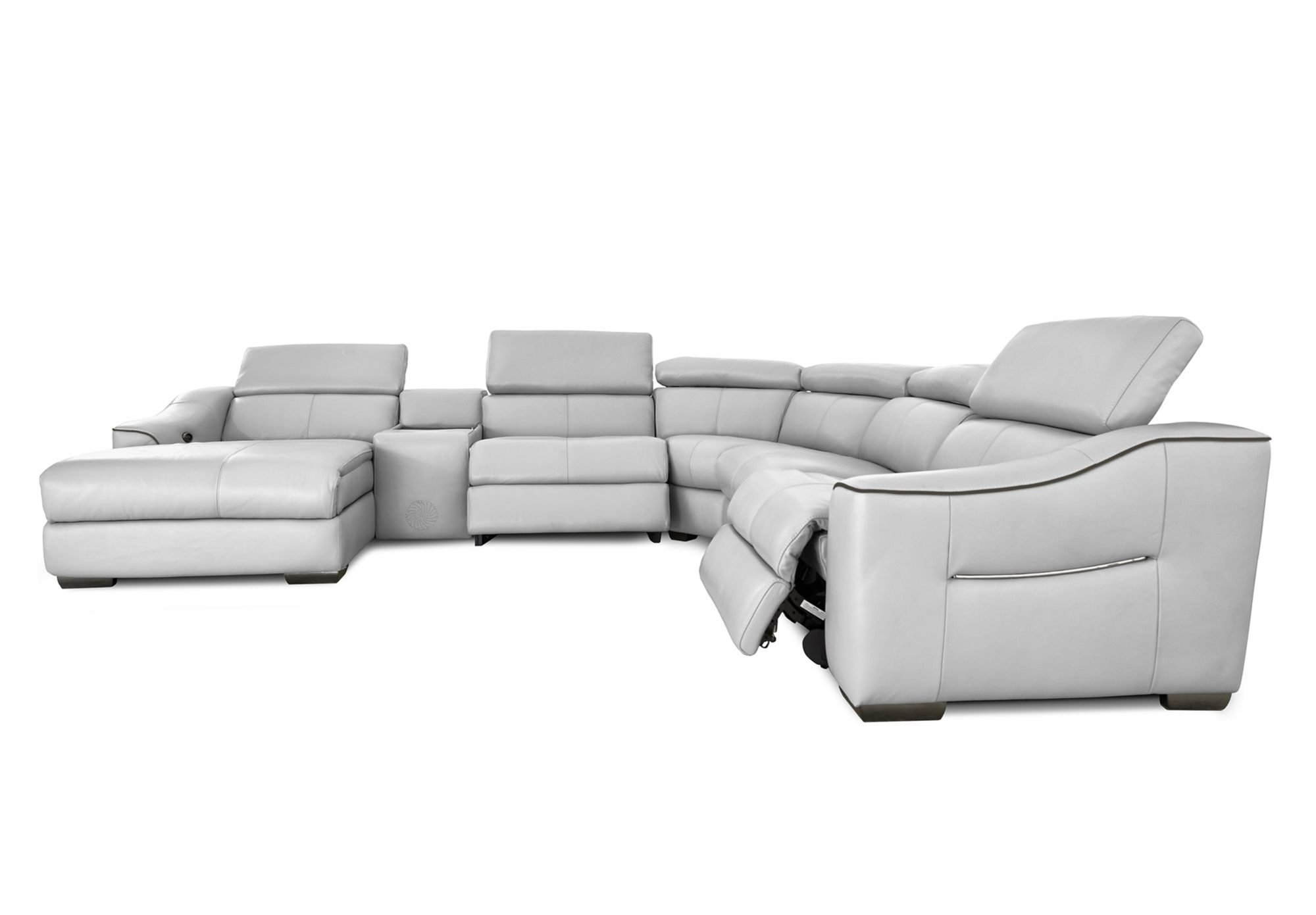 Chaise Sofa Chairs Throughout Fashionable Rhf Corner Chaise Sofa – Elixir – Gorgeous Living Room Furniture (Gallery 8 of 20)
