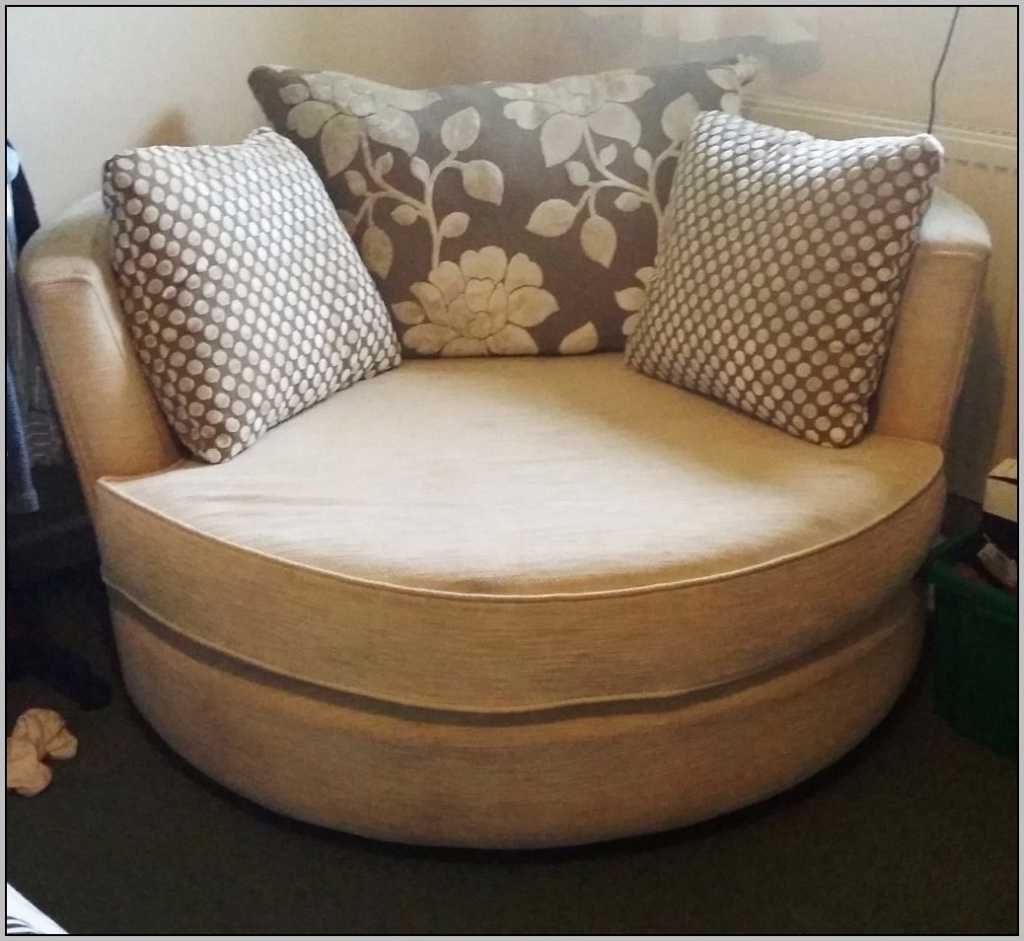Circle Sofa Chairs Pertaining To 2018 Inspirational Circle Sofa Chair 13 With Additional Living Room Sofa (View 6 of 20)
