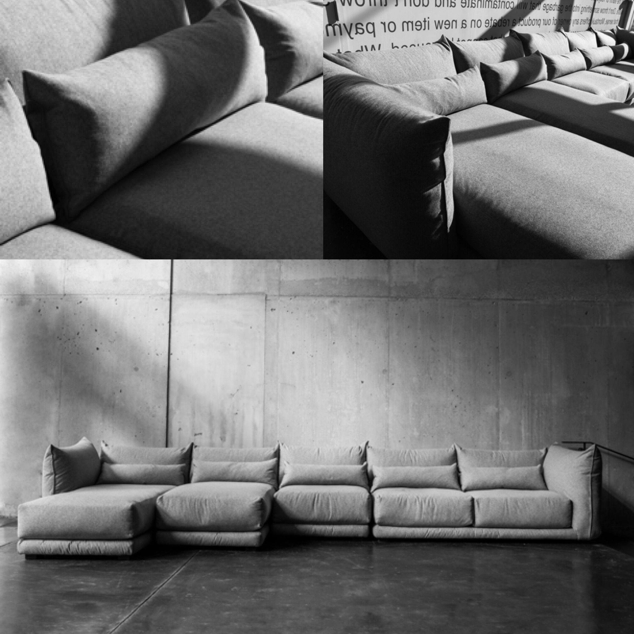 Cohen Foam Oversized Sofa Chairs With Most Recent The New Jane Sofamontauk Sofa Is Our Most Comfortable Sofa Ever (View 7 of 20)