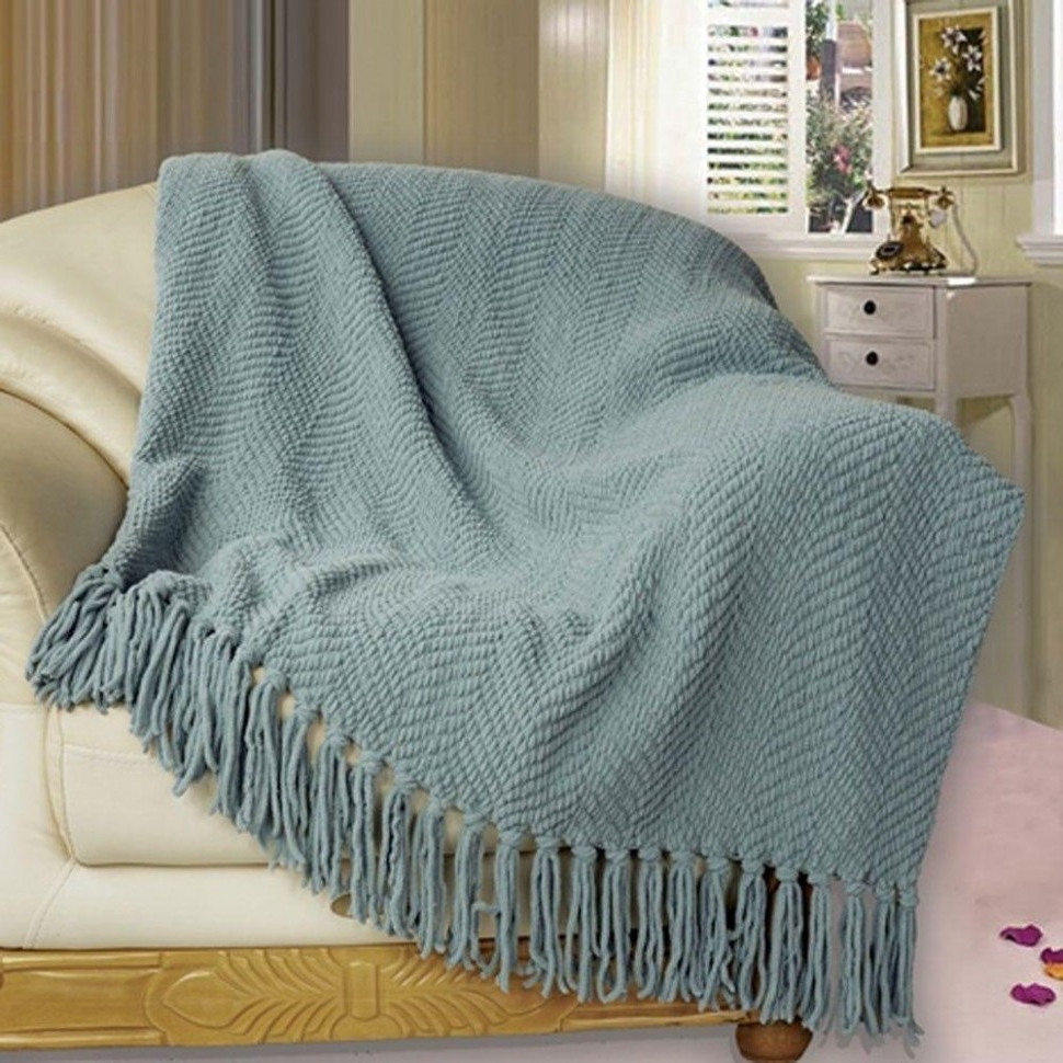 Cotton Throws For Sofas And Chairs – Visiteurope Uat Intended For Current Cotton Throws For Sofas And Chairs (Gallery 5 of 20)