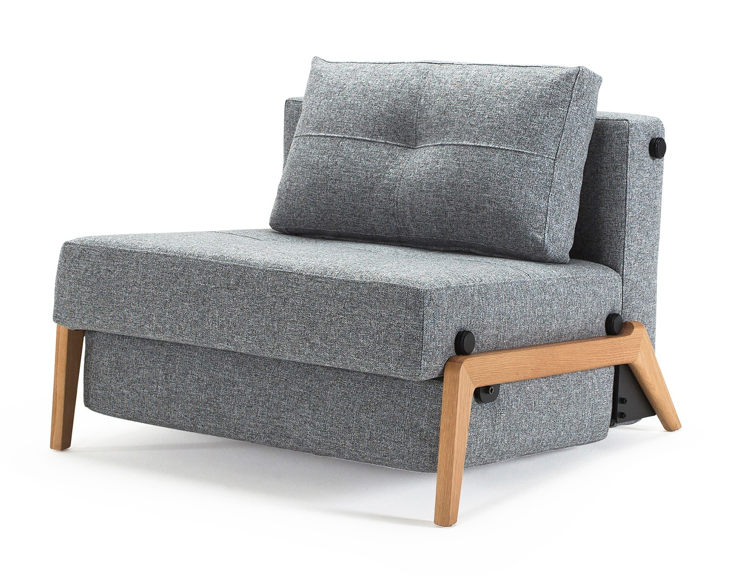 Cubed 90 Single Sofa Bed Chair In Recent Single Sofa Bed Chairs (Gallery 2 of 20)