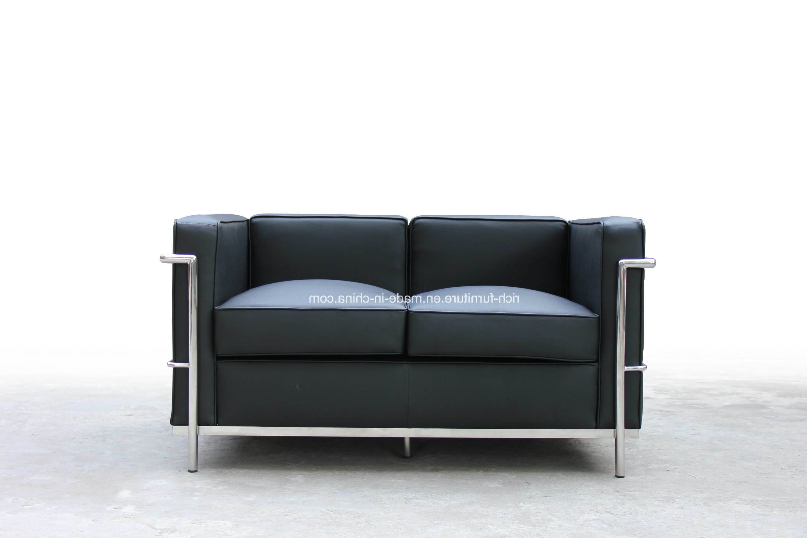 Current China Sofa Set Living Room Furniture Modern Leather Sofa /office Intended For Office Sofa Chairs (Gallery 11 of 20)