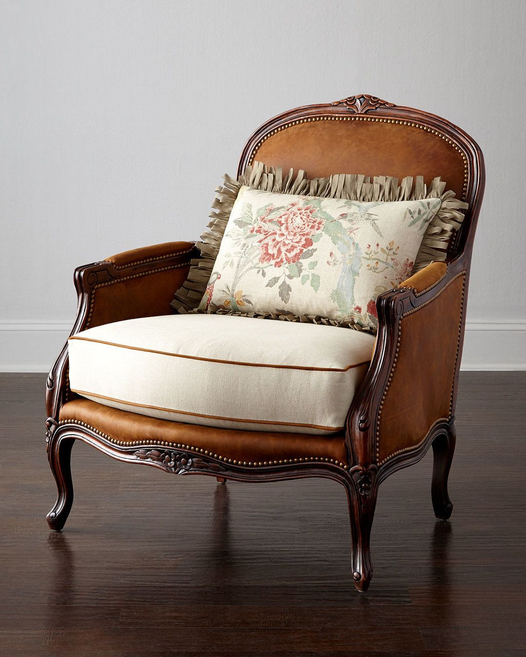 Current Cosette Leather Sofa Chairs Within Massoud Cosette Chair $2750 Free Shipping Or Pick Up – Compare (View 10 of 20)