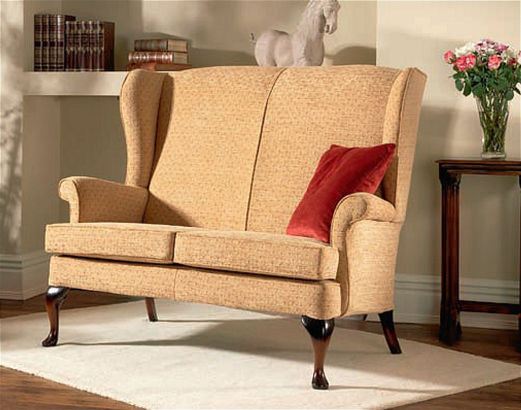 Current Parker Knoll Penshurst 2 Seater Sofa Within Parker Sofa Chairs (View 6 of 20)