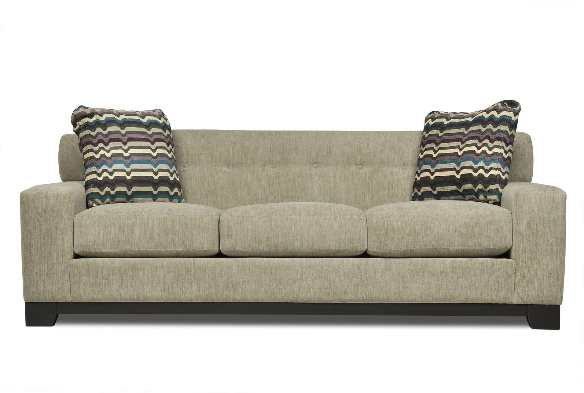 Current Rory Sofa – Deep Sofa W/ Comfy Fabric Material! (View 4 of 20)