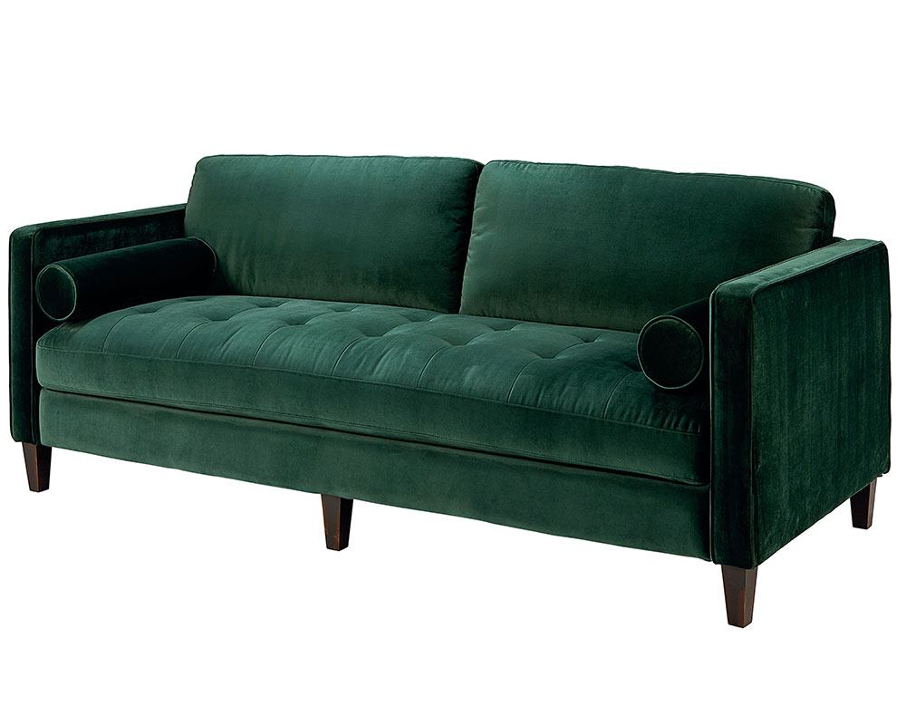 Dapper Sofa – Magnolia Home Inside 2019 Magnolia Home Dapper Fog Sofa Chairs (View 4 of 20)