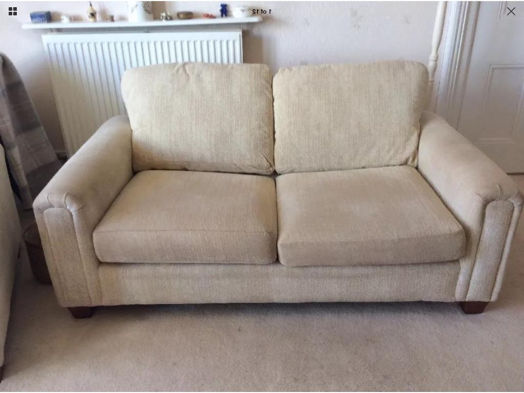 Devon Ii Arm Sofa Chairs Intended For Widely Used Marks And Spencer Bed Settee And Matching Arm Chair (Gallery 9 of 20)