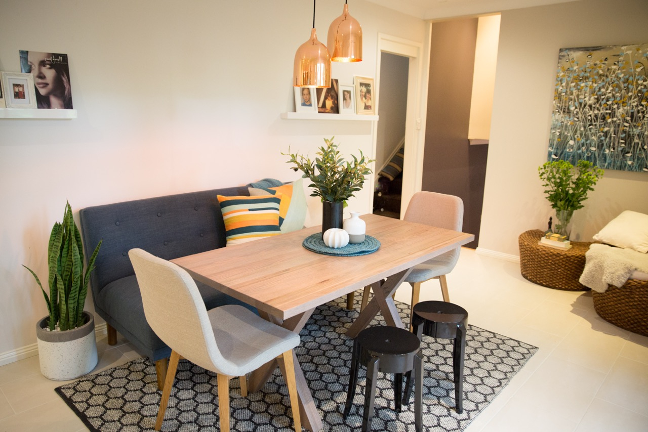 Dining Table With Sofa Chairs Pertaining To Well Liked Sofa Seating For Dining Table – Cat Cossettini Interiors (Gallery 1 of 20)