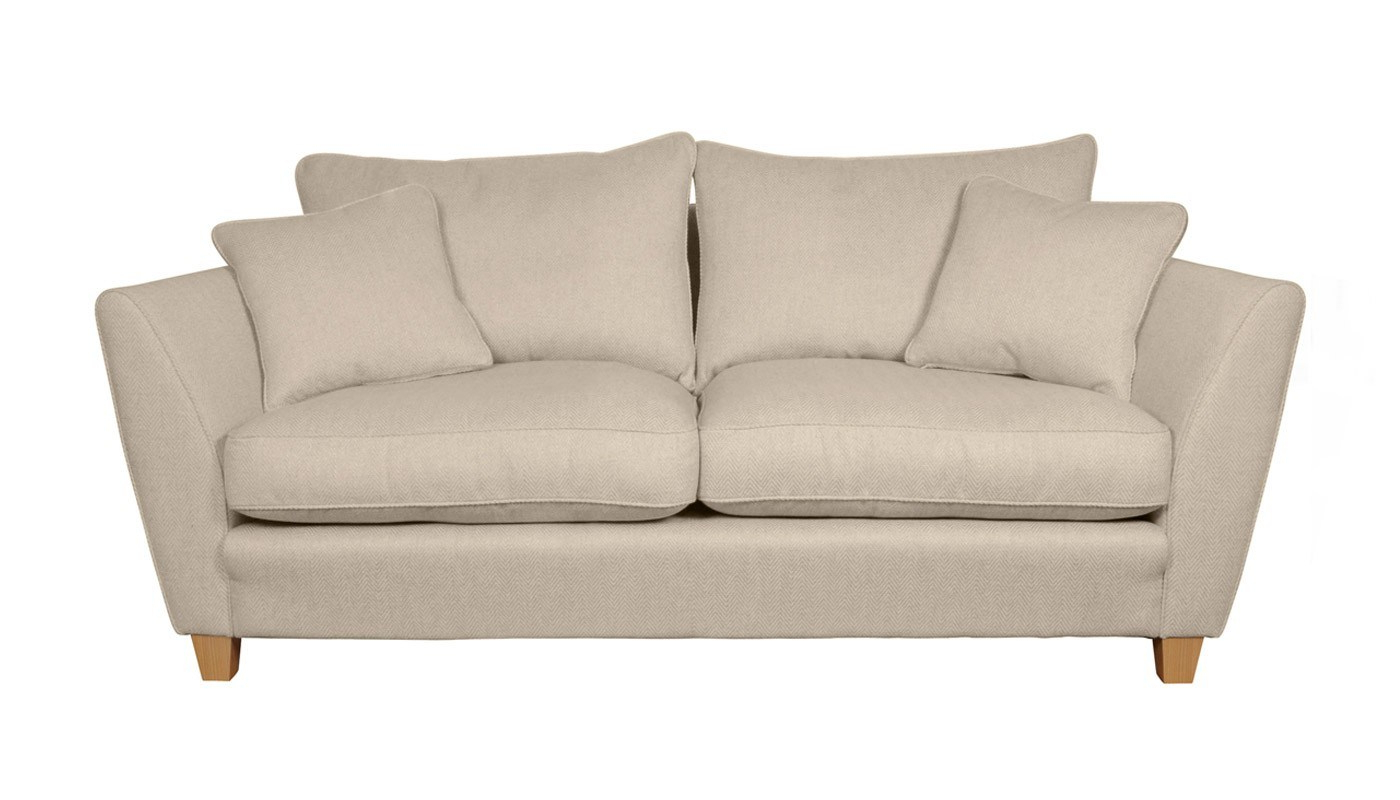 Divani Casa Sterling Modern Grey Eco For Fashionable Grandin Leather Sofa Chairs (Gallery 20 of 20)