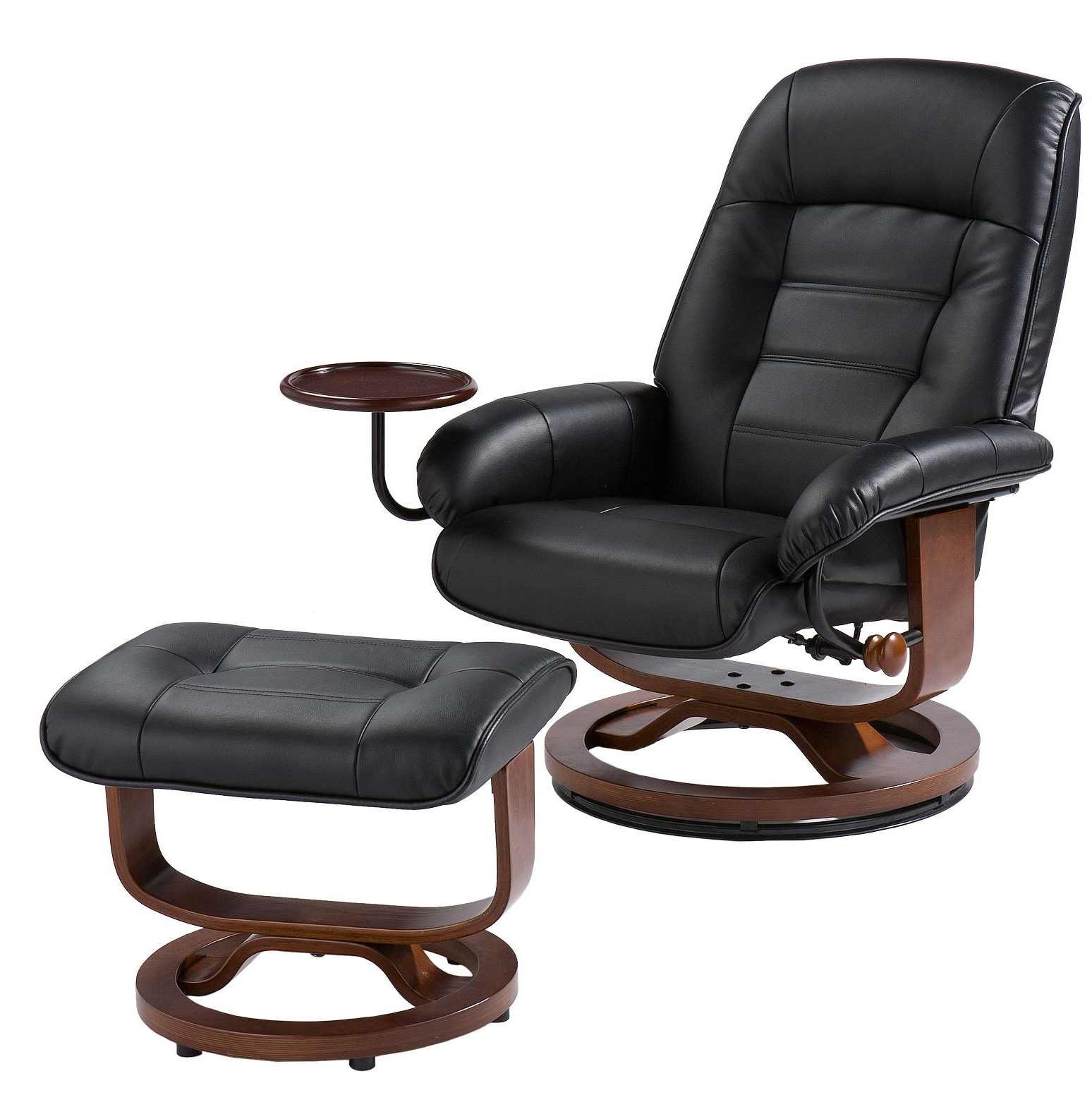 Espresso Leather Swivel Chairs With Regard To Popular Euro Swivel Recliners – Stargate Cinema (View 7 of 20)