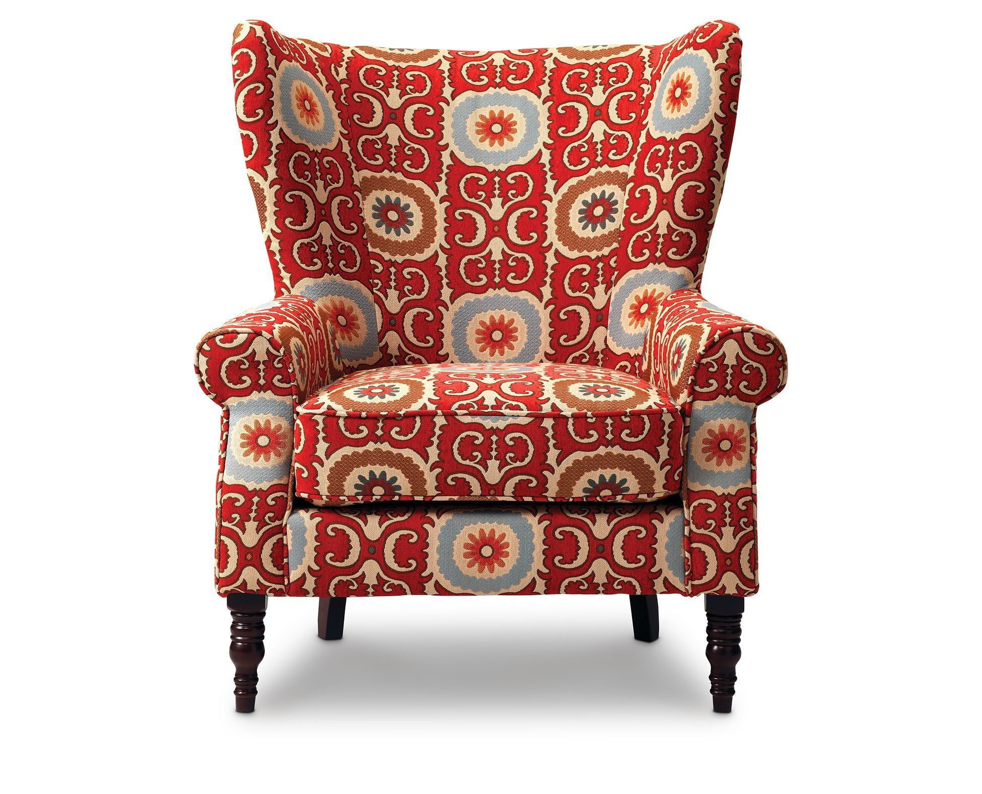 Evelyn Accent Chair Sofa Mart 1 844 763  (View 7 of 20)