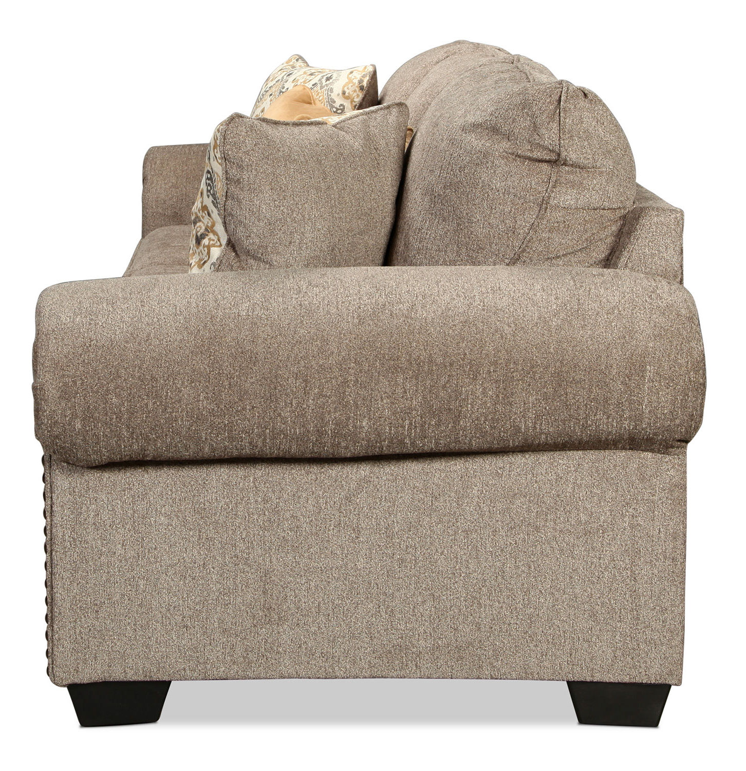 Famous Callie Sofa – Grey (View 2 of 20)