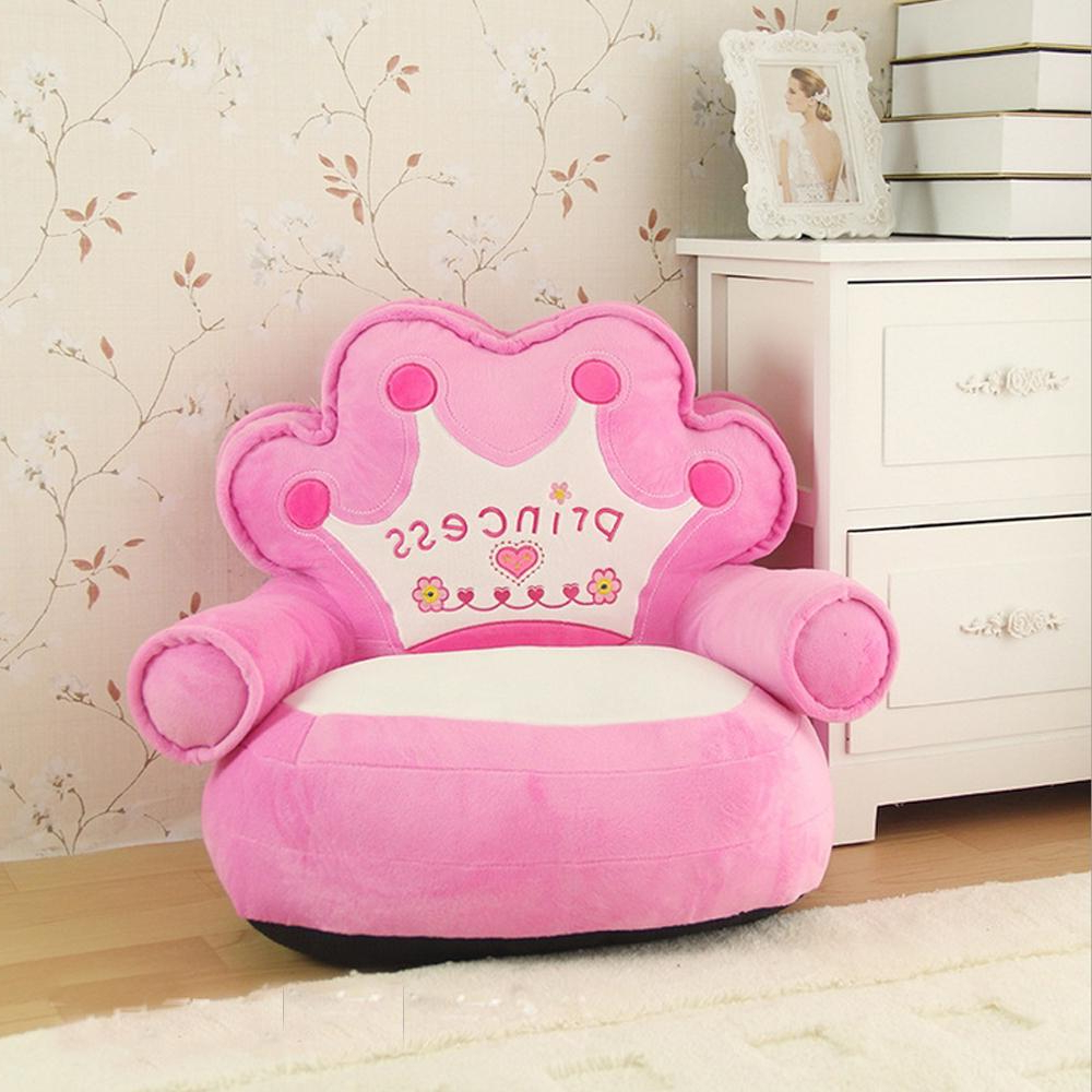 Famous Children Sofa Furniture Cartoon Sofa For Baby Seats For Girls Cute Throughout Toddler Sofa Chairs (View 20 of 20)