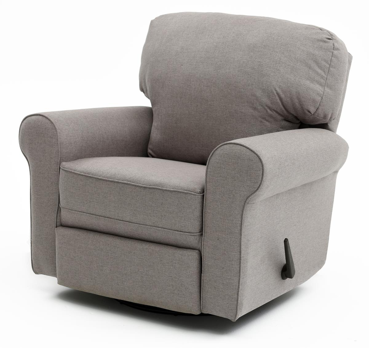 Famous Decker Ii Fabric Swivel Rocker Recliners Inside Leather Swivel Rocker Recliner And Its Benefits (View 7 of 20)