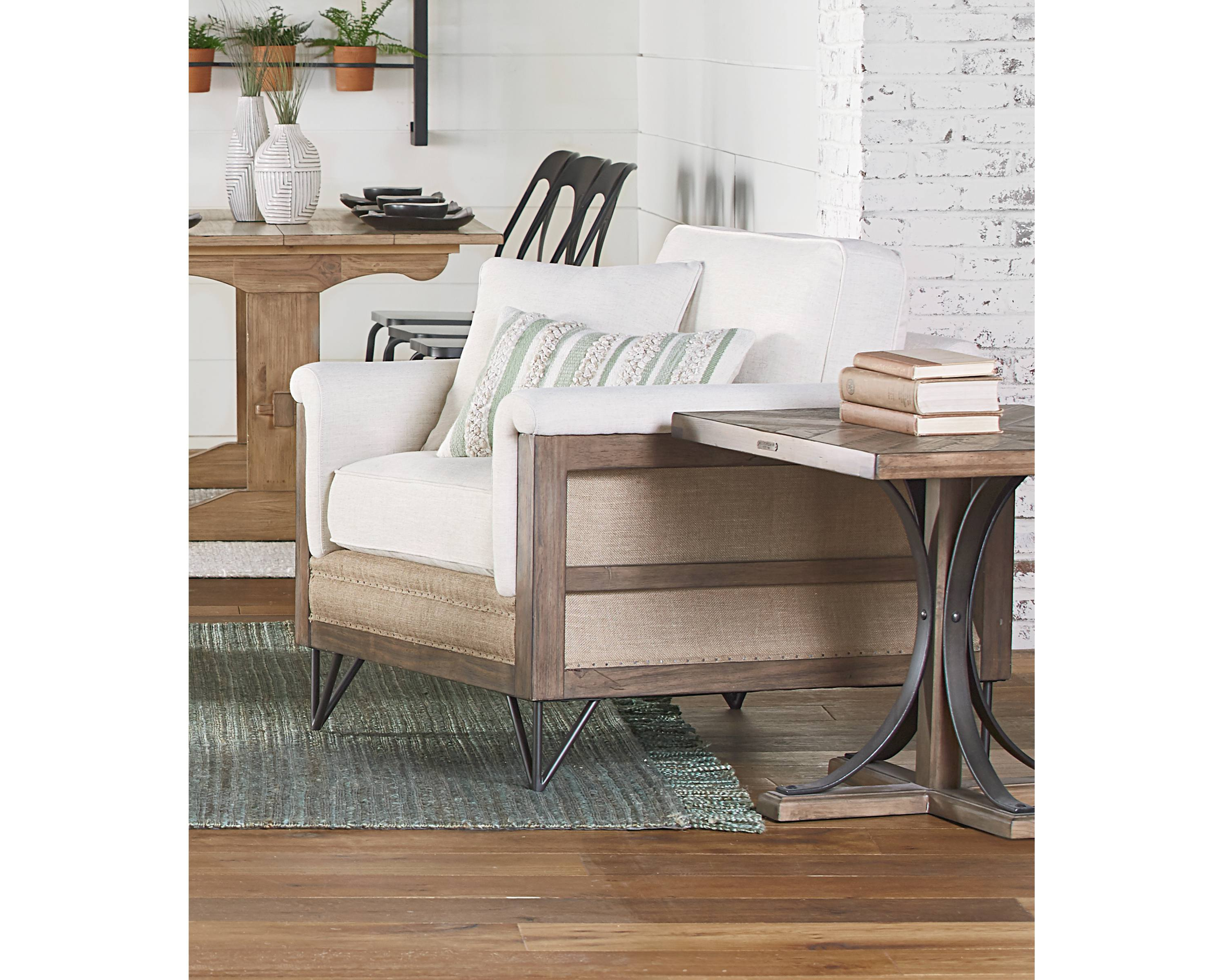 Fashionable Paradigm Chair – Magnolia Home For Magnolia Home Paradigm Sofa Chairs By Joanna Gaines (View 2 of 20)