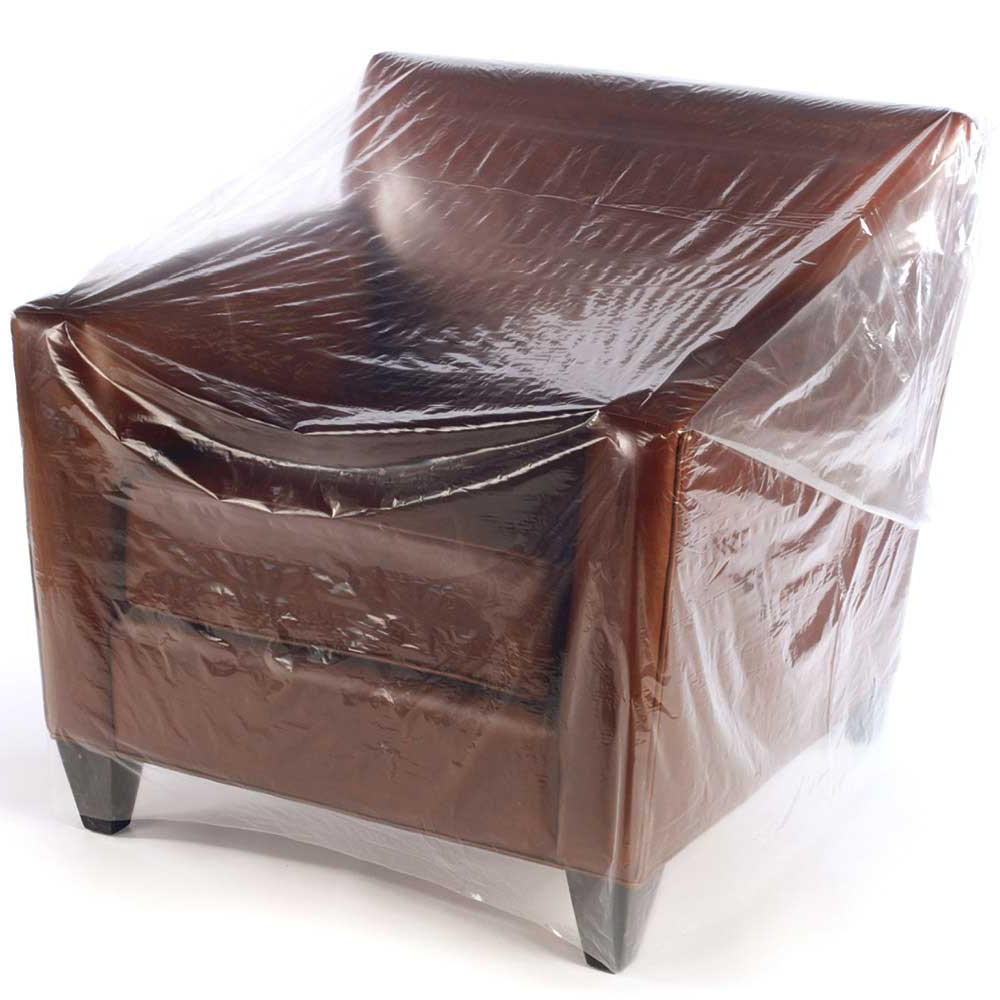 Fashionable Plastic Furniture Cover Bags Throughout Covers For Sofas And Chairs (View 7 of 20)